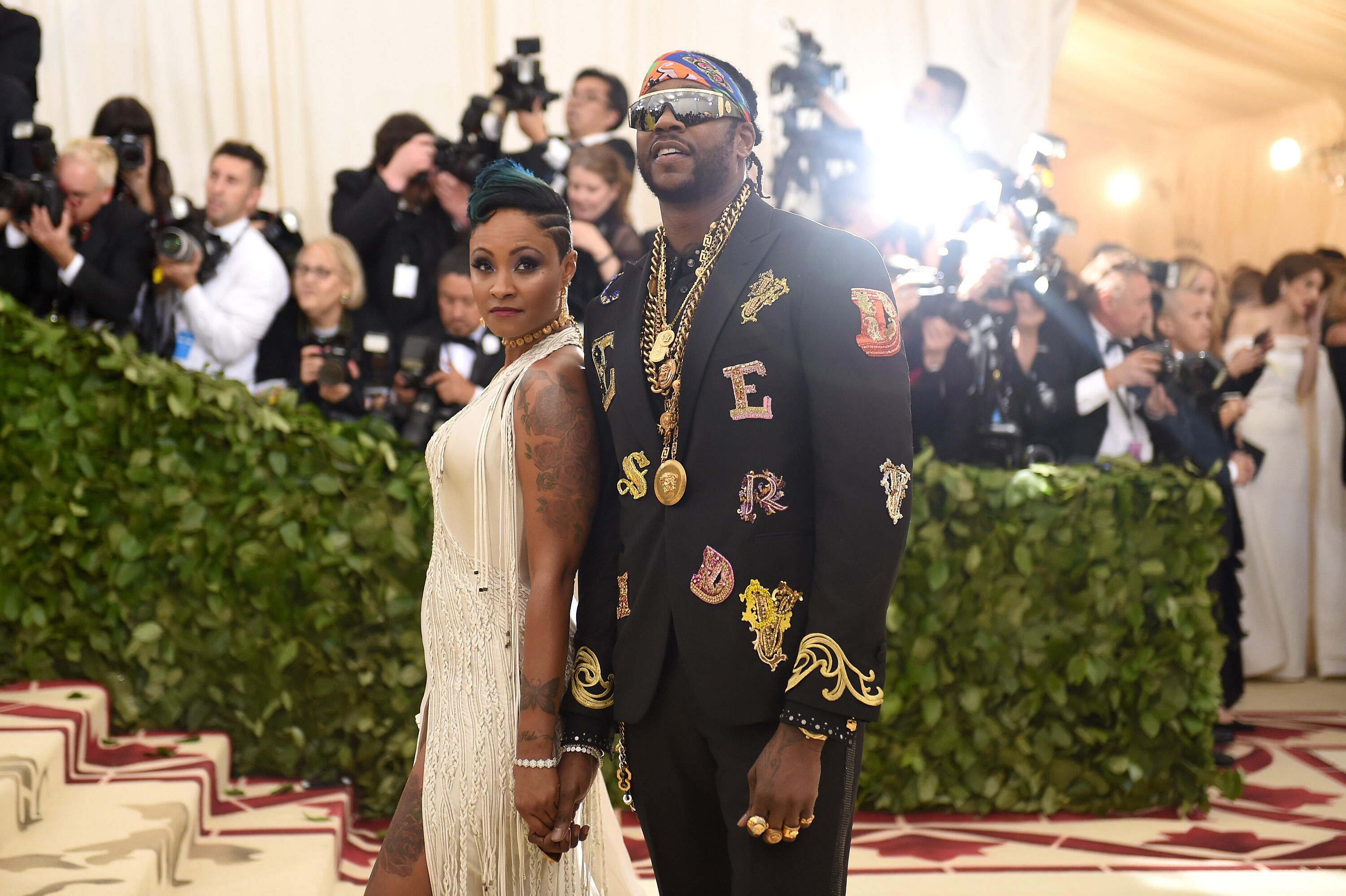 2 Chainz Buys His Wife a School as a Birthday Gift