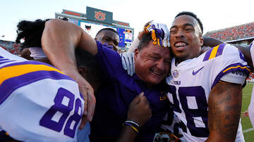 Louisiana Sports - Board Of Supervisors Approve Contract Extension For LSU's Orgeron