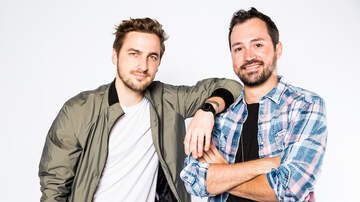 iHeartRadio Music Festival - Heffron Drive Reveals Which Artist They Would Stage Dive With in Las Vegas