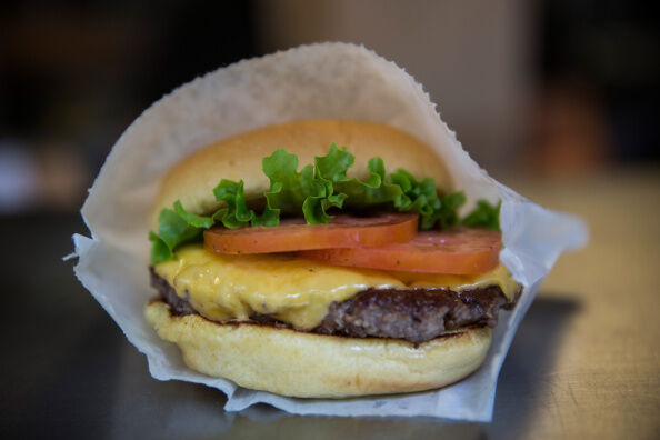 Cheeseburger Getty