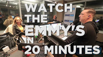 In-Studio Videos - How Did Kyle Watch The Emmy's in 20 Minutes?!?!