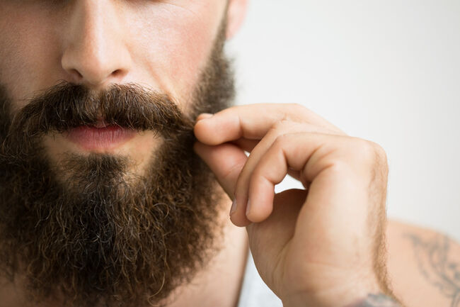 Beard | GettyImages-518337815