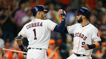None - Astros Blank Mariners
