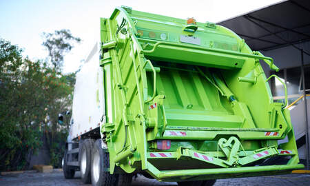 WMAN - Local News - Mansfield to Purchase New Garbage Truck