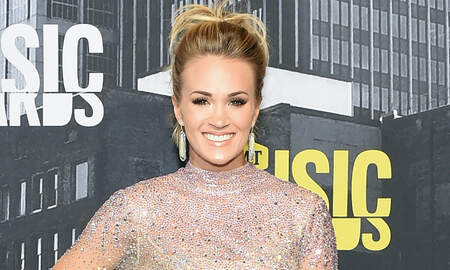Country News - Carrie Underwood Teases The Sex Of Her Baby: 'It's A Different Ball Game'