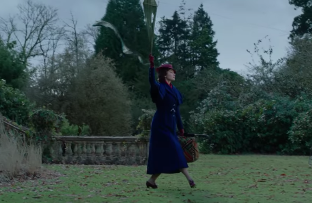 What 24 Yr Olds Care About: The First Full Trailer for Mary Poppins Returns