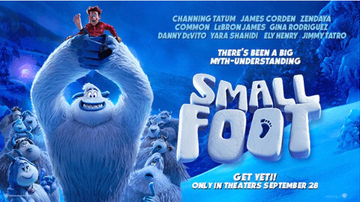 Contest Rules - Smallfoot Movie Passes