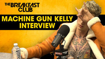 The Breakfast Club Interviews - The Breakfast Club: Machine Gun Kelly Breaks Down His Feud With Eminem