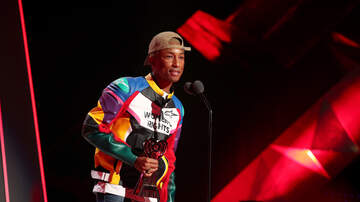 None - Pharrell Williams Joins Cast of The Grinch
