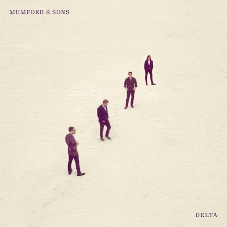Mumford & Sons - 'Delta' Album Cover Art