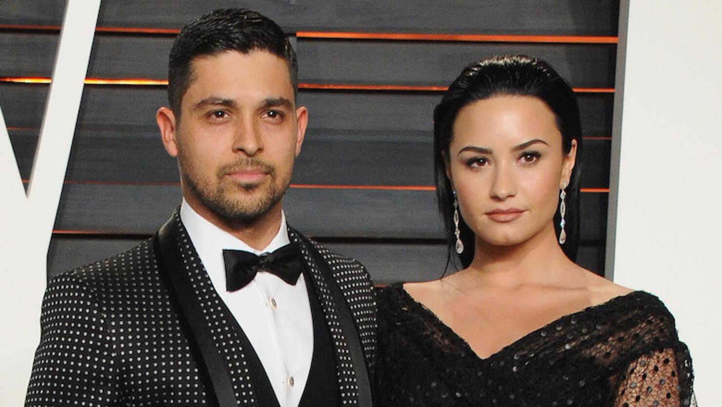 Exes Demi Lovato & Wilmer Valderrama Reunite As Lovers In New Movie | iHeartRadio
