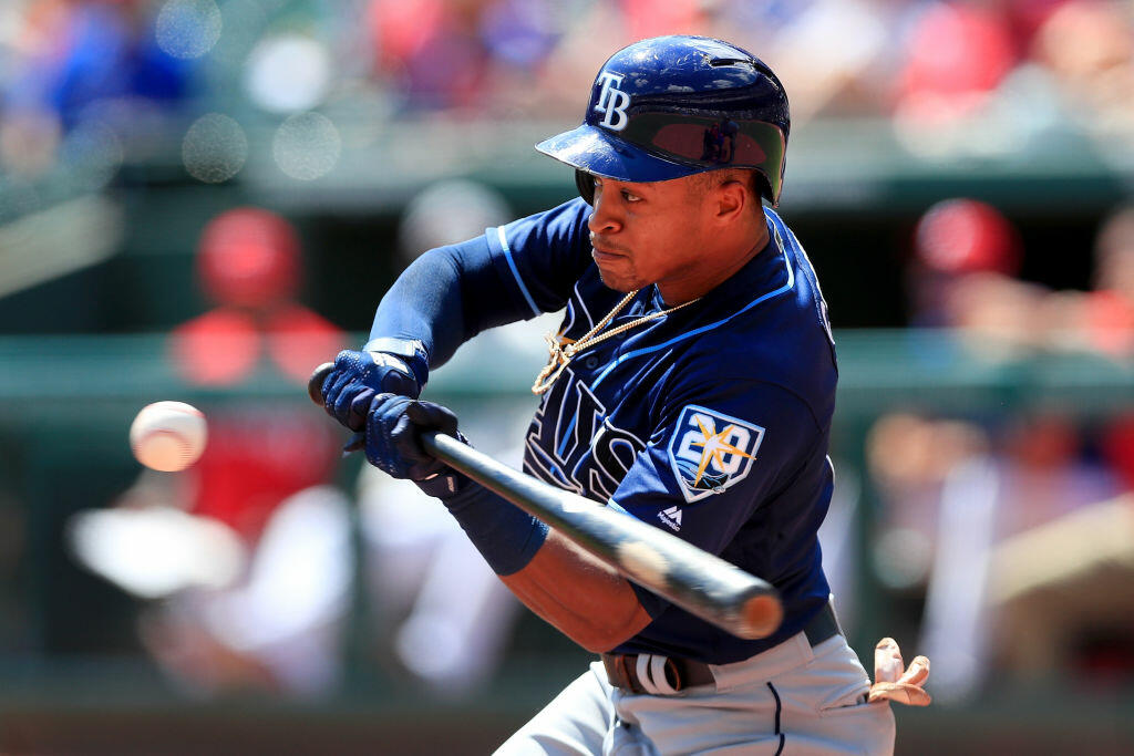 Pham Homers Twice As Rays Rout Rangers