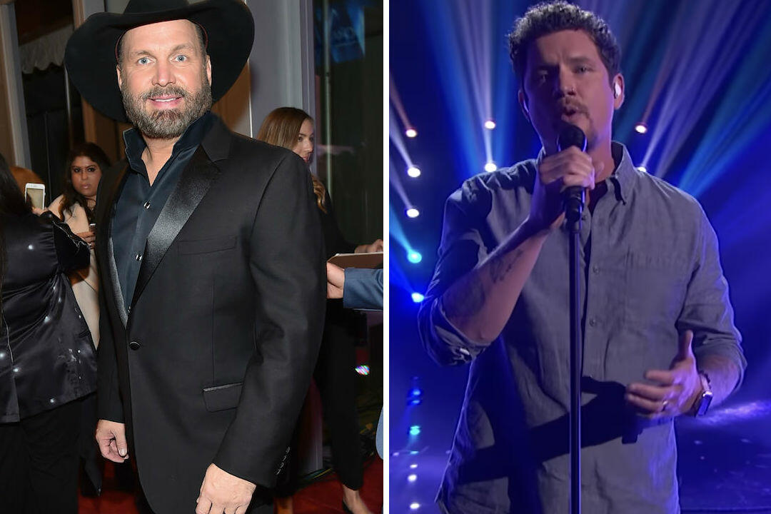 Garth Brooks Follows Through on Writing Song for AGT Contestant