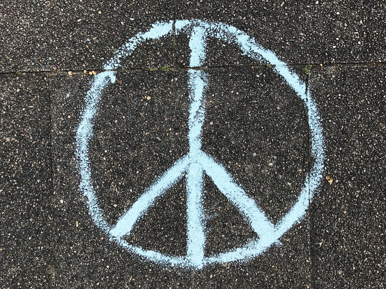 Peace Sign Getty Images