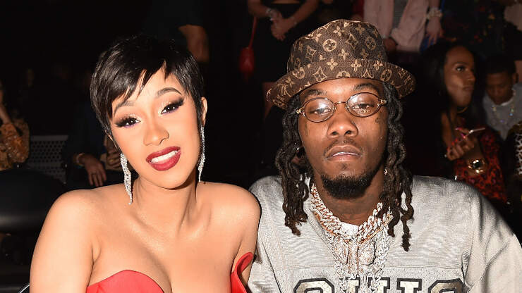 Cardi B Shares Never-Before-Seen Photo From Her Secret