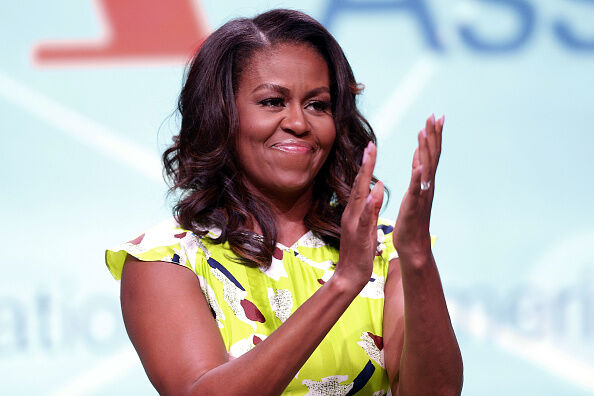 Win free tickets to see Michelle Obama!