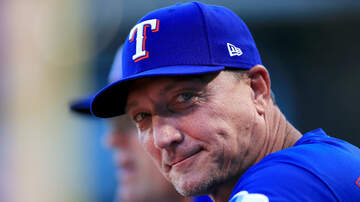 Info - Texas Rangers Fire Manager Jeff Banister