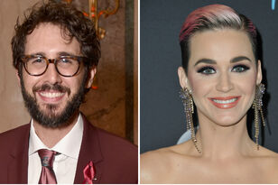 Josh Groban Freaked Out When Katy Perry Said He's 'The One That Got Away'