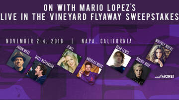 Contest Rules - Mario Live in the Vineyard Sweepstakes Rules