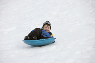 These Are the Best Sledding Hills in the Twin Cities