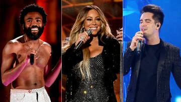 iHeartRadio Music Festival - Childish Gambino, Mariah Carey & More Hit iHeartRadio Music Festival Day 1