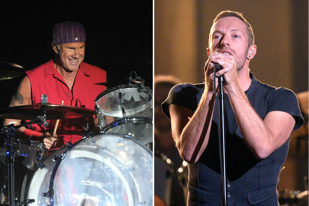 Red Hot Chili Peppers, Coldplay Members and More Team Up to Form Supergroup
