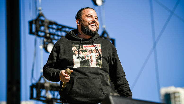 Belly Braves The Scorching Heat At 2018 iHeartRadio Music Festival