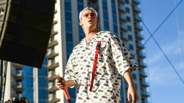 None - Bad Bunny Delivers Encouraging Speech At 2018 iHeartRadio Music Festival