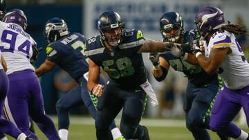 Seattle Seahawks - Justin Britt, Earl Thomas both active, Joey Hunt set to start at center