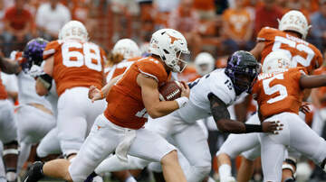 None - Texas Knocks Off No. 17 TCU