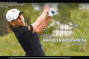 ISU tribute to Celia Barquin Arozamena VIDEO HERE