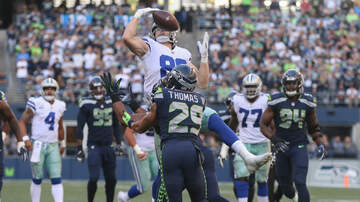 Dallas Cowboys - Seahawks Roll Past Cowboys For First Win