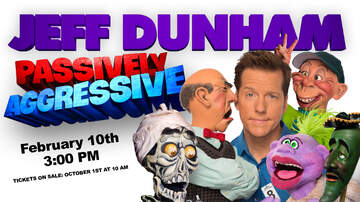 None - Jeff Dunham: Passively Aggressive at Verizon Arena