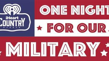 - ONE NIGHT FOR OUR VETS