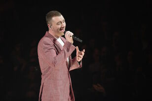 Sam Smith Gives Health Update After 'Scare' In Las Vegas