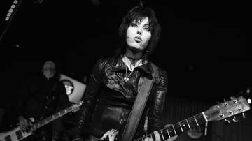 Samantha Layne - Joan Jett's Bad Reputation doc is out this Friday!
