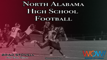 North Alabama Football - North Alabama HS Football Schedule   Week 6