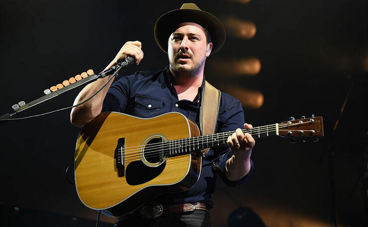 Mumford & Sons Cover Nine Inch Nails' 'Hurt' In Cleveland: Watch | iHeartRadio