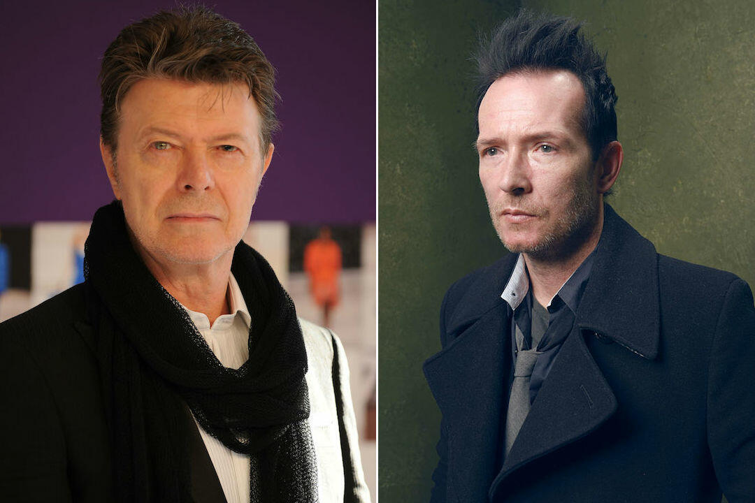 David Bowie Offered Scott Weiland Help Shortly Before They Both Died