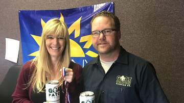 Tammy's Blog - Goat Patch Brewing in studio!