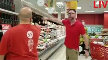 Scooter's Stuff - BREAKING: Man Buys red shirt fake works at Target.