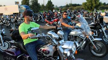 The Drive Home with Christina Wolford - Pioneer School Poker Run and Dime a Dog  Baseball Game