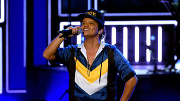 Weekends - Win Last Minute Tickets To See Bruno Mars!