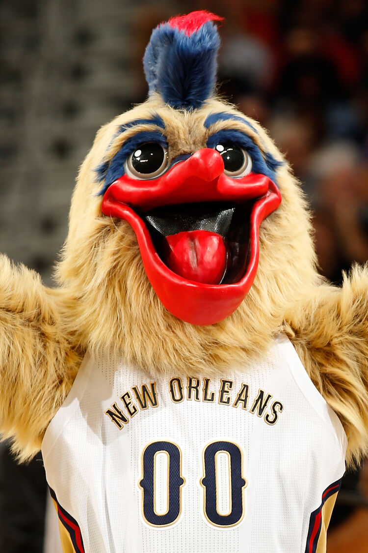 New Orleans Pelicans' Pierre/Getty Images