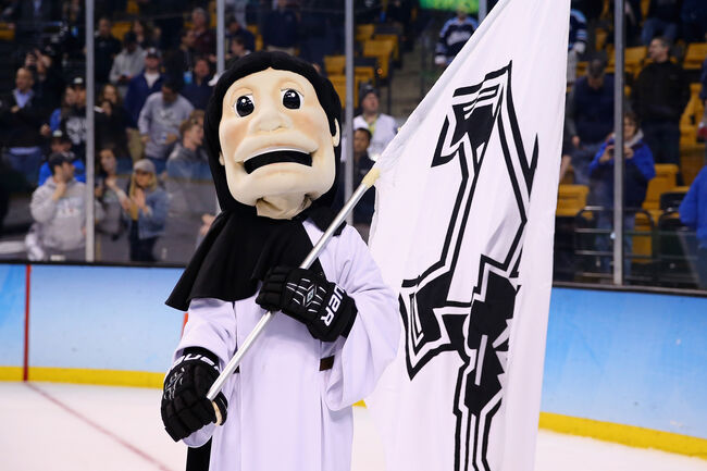 Providence College's Friar/Getty Images