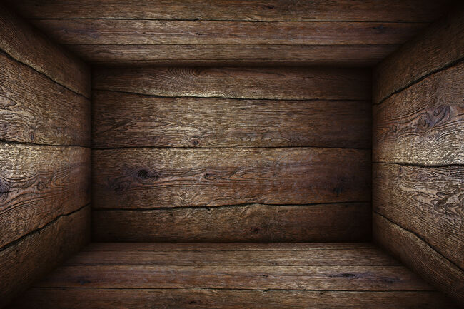 Inside Of Coffin
