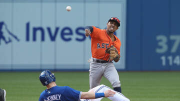 None - Astros Beat Blue Jays To Reach 100 Wins