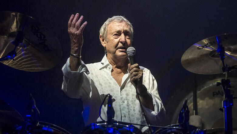 Nick Mason Has 'Finally Given Up Waiting' For Pink Floyd Reunion Call
