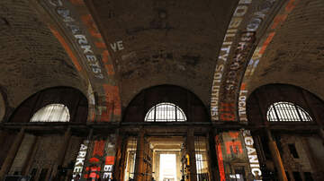 Theresa Lucas - Haunted House Inside Michigan Central Station