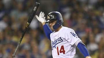 Dodgers Clubhouse - Kike Hernández Talks About How The Game Has Slowed Down For Him
